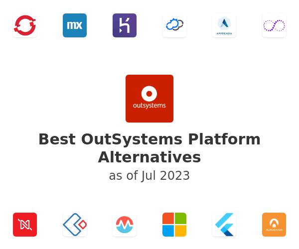 Best OutSystems Platform Alternatives