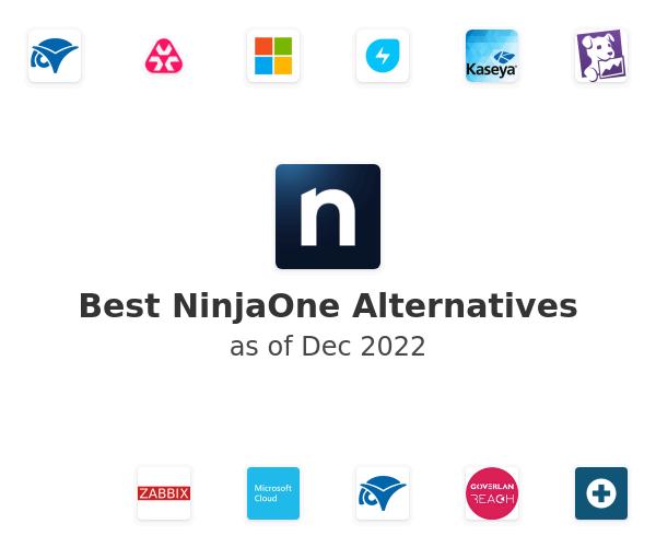 Best ninjaRMM Alternatives