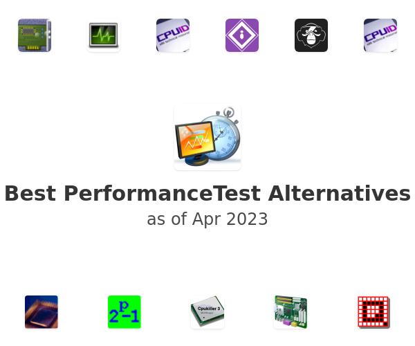 Best PerformanceTest Alternatives