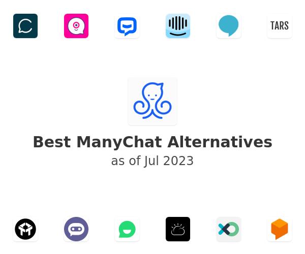 Best ManyChat Alternatives