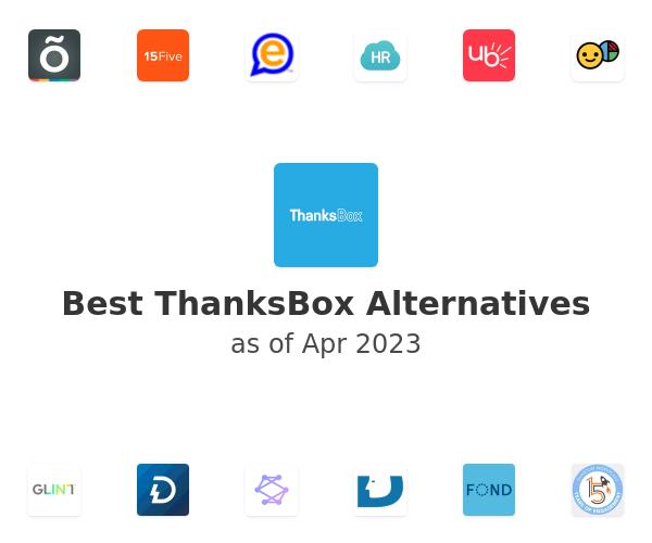 Best ThanksBox Alternatives