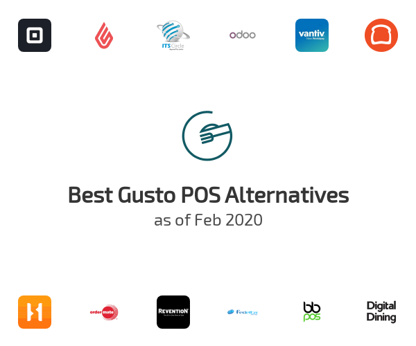 Best Gusto POS Alternatives
