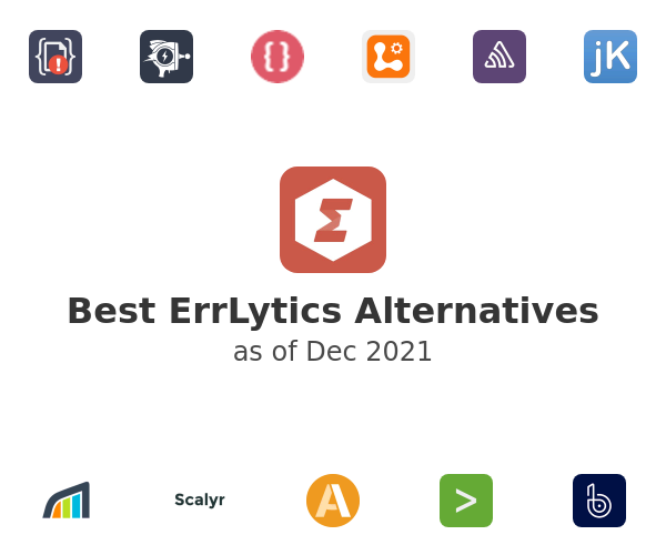 Best ErrLytics Alternatives
