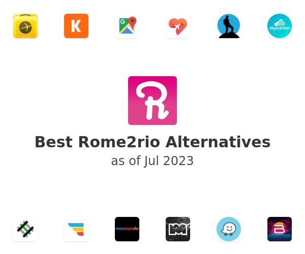 Best Rome2rio Alternatives