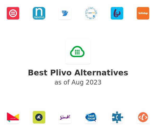 Best Plivo Alternatives