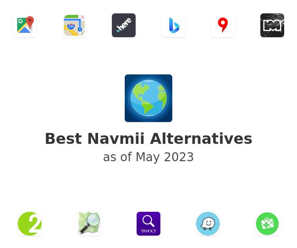 Best Navmii Alternatives