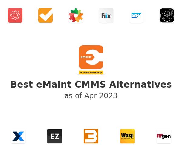 Best eMaint CMMS Alternatives