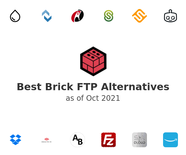 Best Brick FTP Alternatives