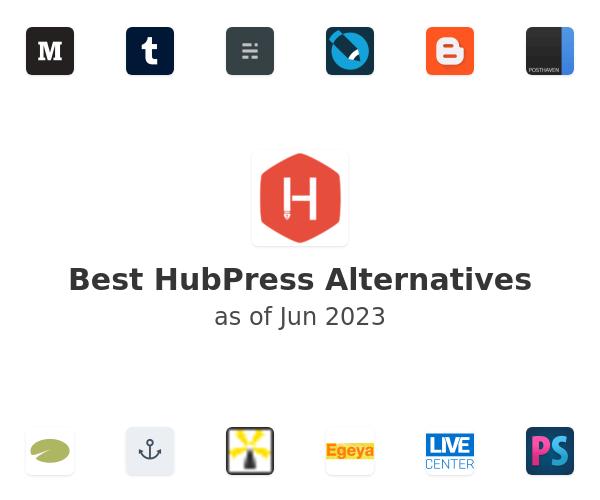 Best HubPress Alternatives