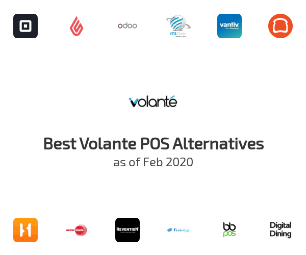 Best Volante POS Alternatives