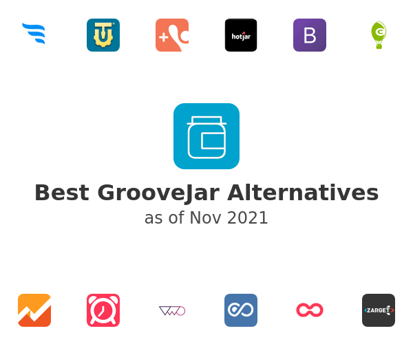Best GrooveJar Alternatives