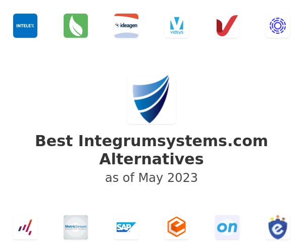 Best Integrum Alternatives