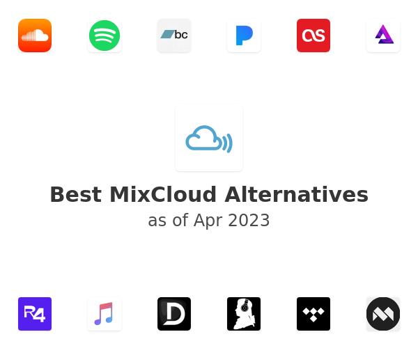 Best MixCloud Alternatives