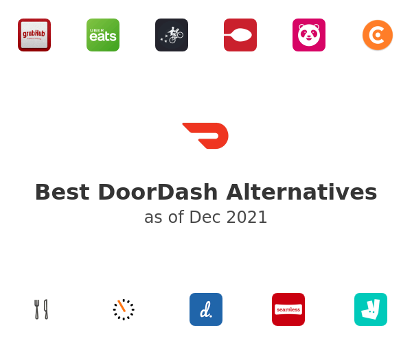 Best DoorDash Alternatives