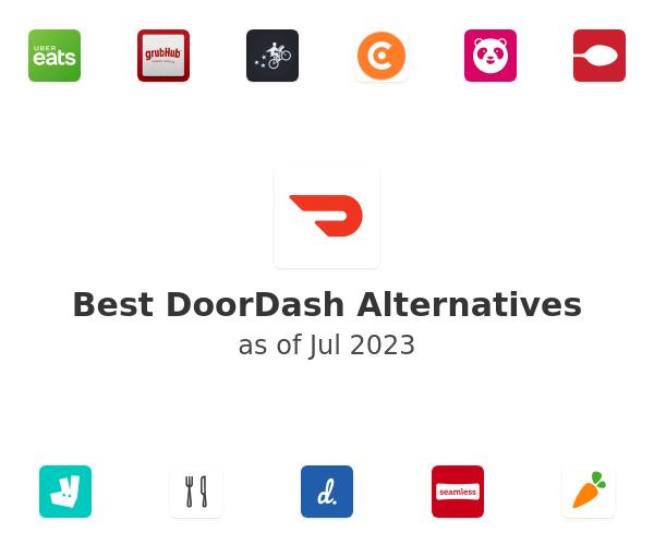 Best DoorDash Alternatives