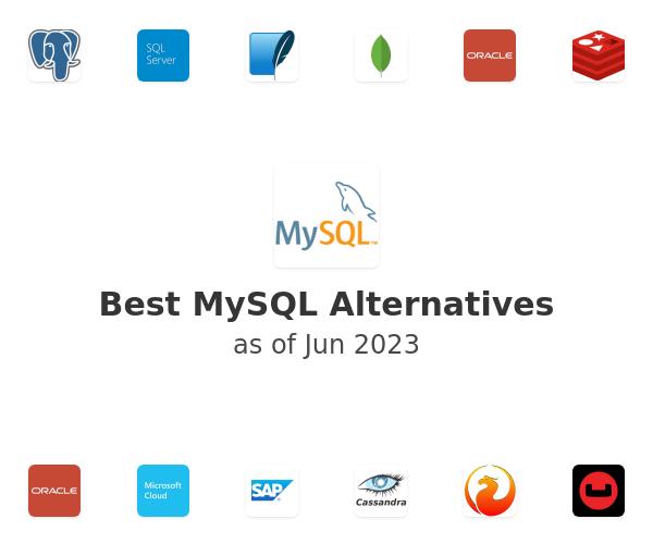 Best MySQL Alternatives