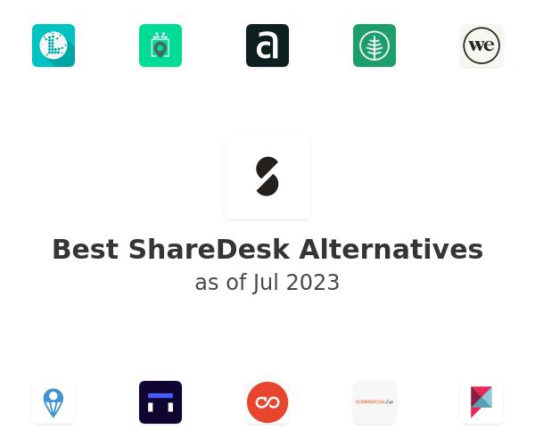 Best ShareDesk Alternatives