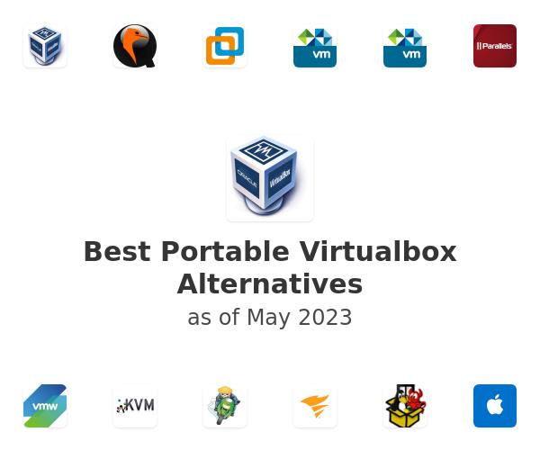 Best Portable Virtualbox Alternatives