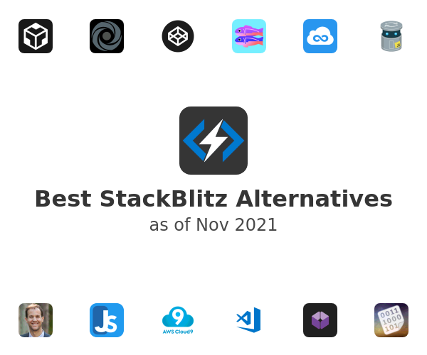 Best StackBlitz Alternatives