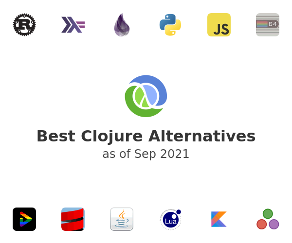 Best Clojure Alternatives