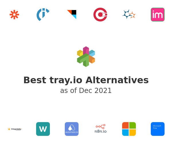 Best tray.io Alternatives