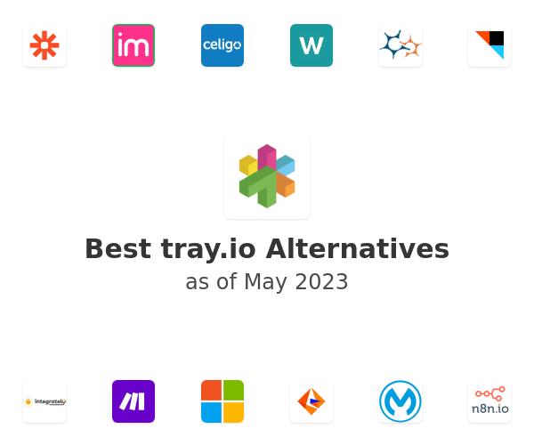 Best tray.io Alternatives