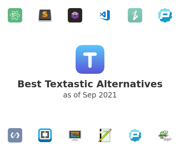 Best Textastic Alternatives