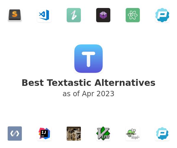 Best Textastic Alternatives