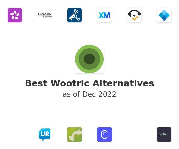 Best Wootric Alternatives
