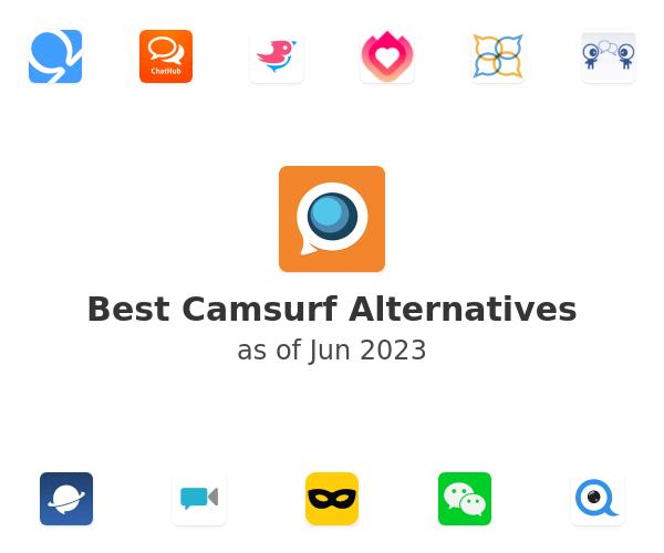 Best Camsurf Alternatives