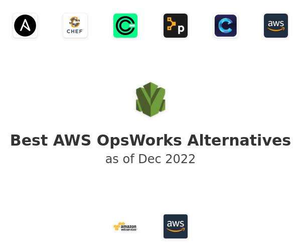 Best AWS OpsWorks Alternatives