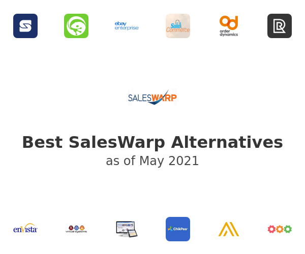 Best SalesWarp Alternatives