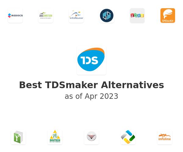 Best TDSmaker Alternatives