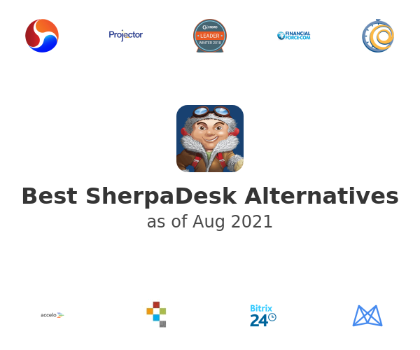 Best SherpaDesk Alternatives