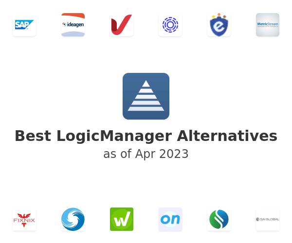 Best LogicManager Alternatives