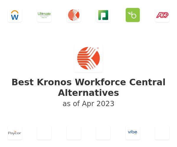 Best Kronos Workforce Central Alternatives