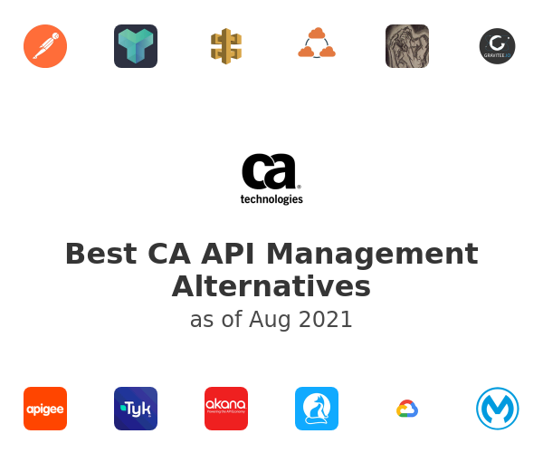 Best CA API Management Alternatives
