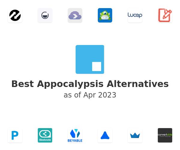 Best Appocalypsis Alternatives