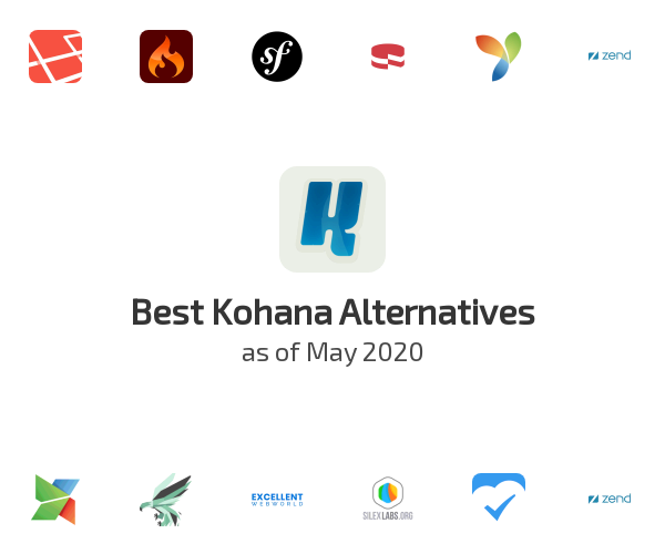 Best Kohana Alternatives