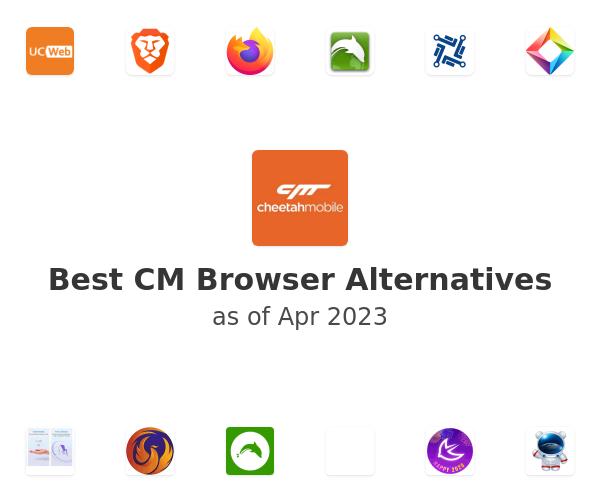 Best CM Browser Alternatives