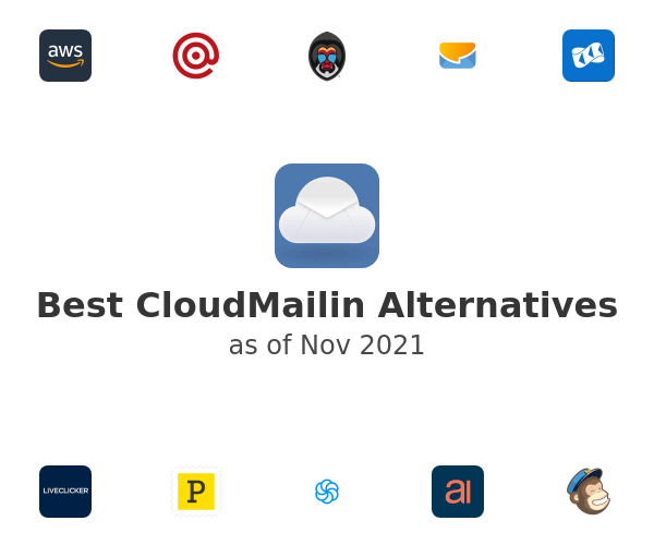 Best CloudMailin Alternatives
