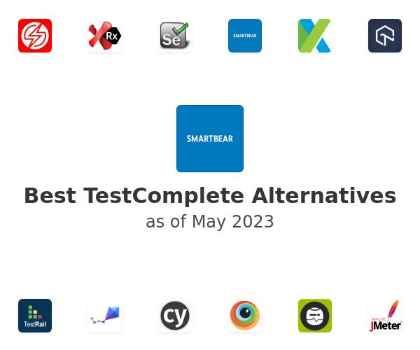 Best TestComplete Alternatives