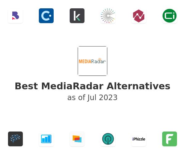 Best MediaRadar Alternatives