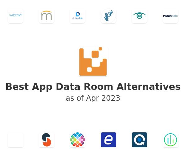 Best App Data Room Alternatives