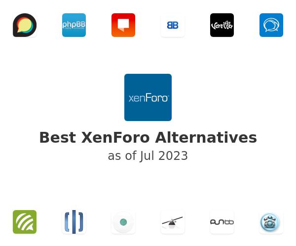 Best XenForo Alternatives