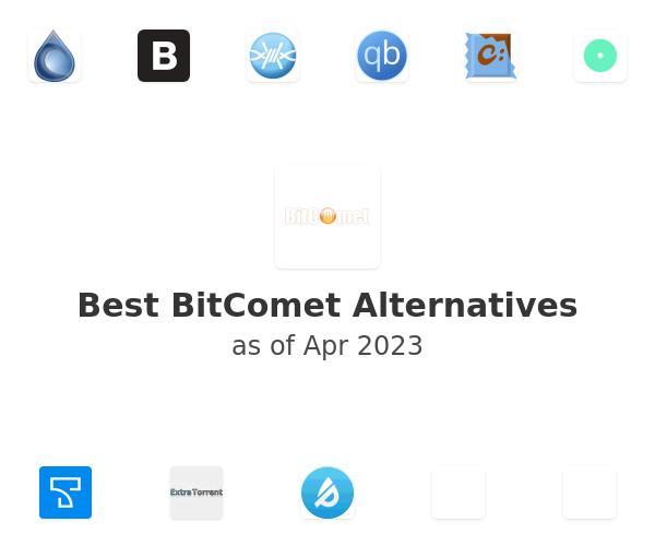 Best BitComet Alternatives