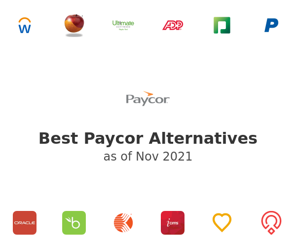 Best Paycor Alternatives