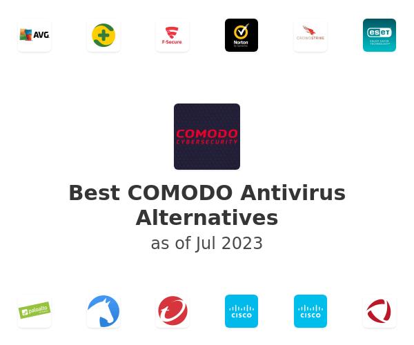 Best COMODO Antivirus Alternatives
