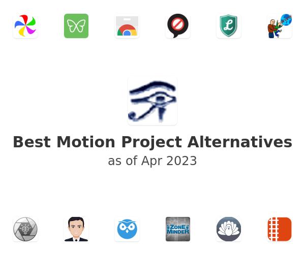 Best Motion Project Alternatives