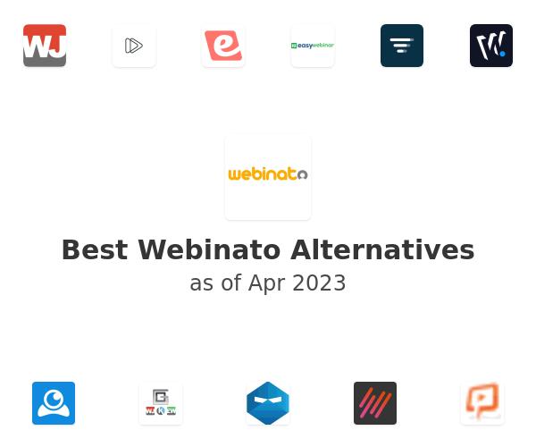 Best Webinato Alternatives